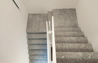 Beton-Treppe